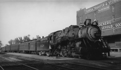 Missouri Pacific steam locomotive #6428 - Page