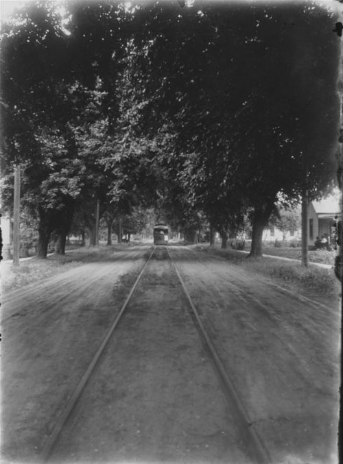 Streetcar, unidentified location - Page