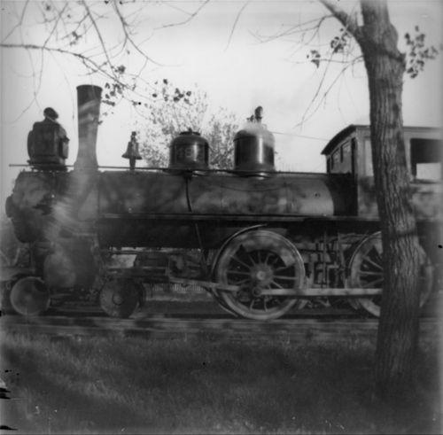Locomotive #484 - Page