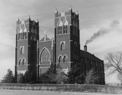Swedish Lutheran Church, Salemsburg, Kansas - Page