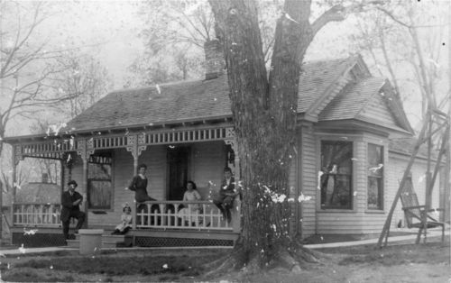 Charles Beecraft family and home, De Soto, Kansas - Page