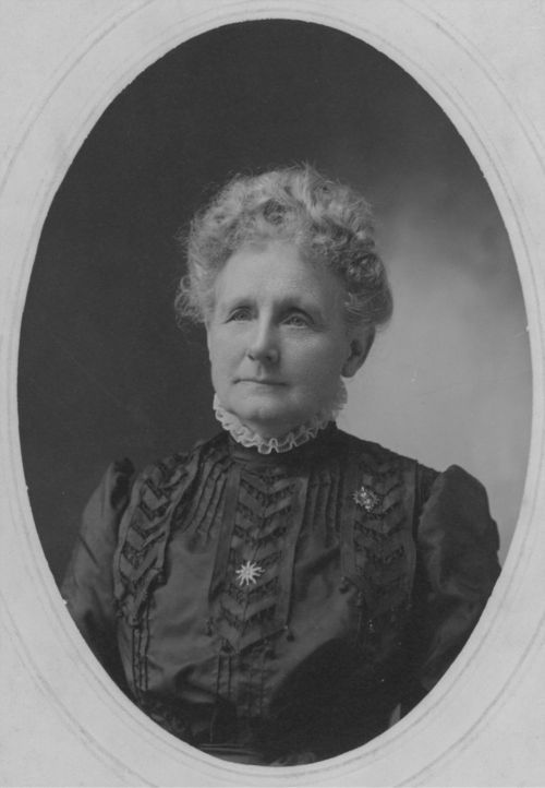 Mary A. Prescott- Founder of Woman's Kansas Day Club
