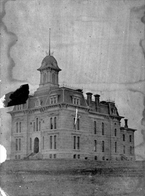 Chase County Courthouse - Page