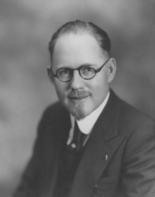 Dr. John R. Brinkley - Page