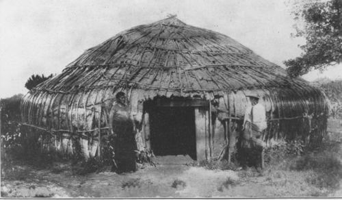Kansa dwelling - Page