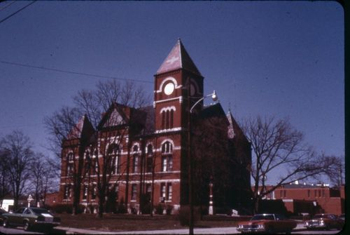 Miami County Courthouse - Page