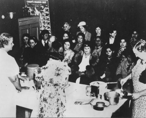 Cooking class, Wichita, Kansas - Page