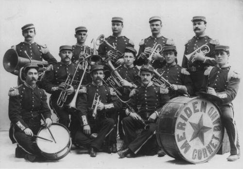 Meriden Cornet Band, Meriden, Kansas - Page