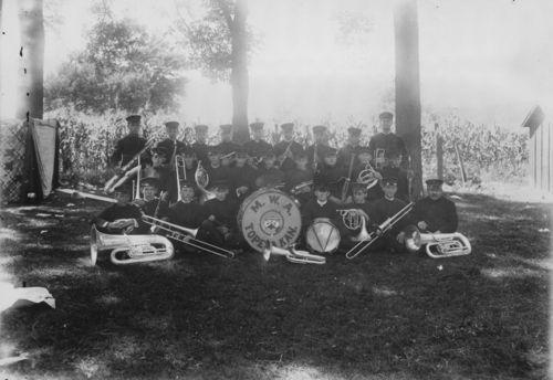 Modern Woodmen of America Band, Topeka, Kansas - Page