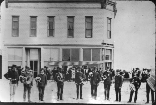 Band, Moreland, Kansas - Page
