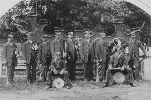 Mound City Band, Mound City, Kansas - Page