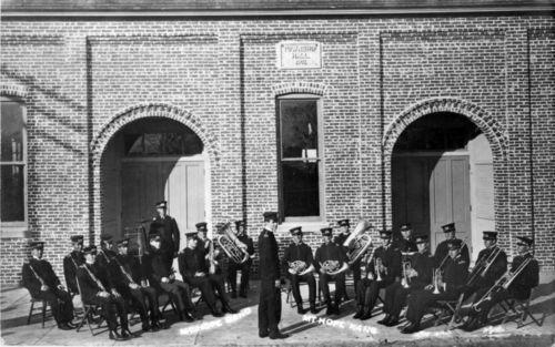 Mount Hope Band, Mount Hope, Kansas - Page