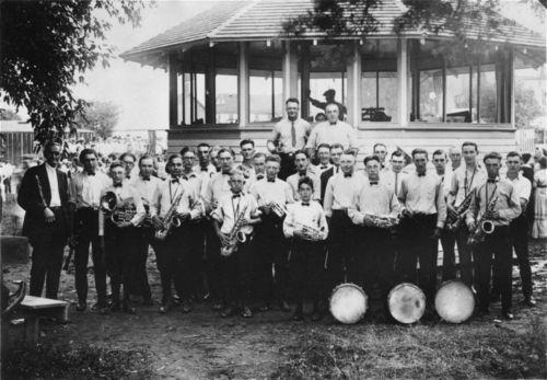 Nelson Ingalsbe Orchestra, Onaga, Kansas - Page