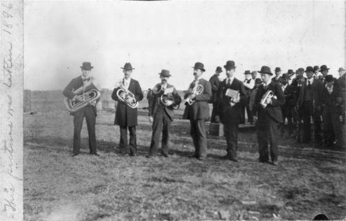 Neodesha Band, Neodesha, Kansas - Page