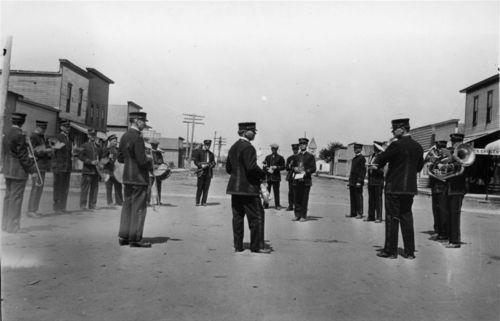 Oakley Band, Oakley, Kansas - Page