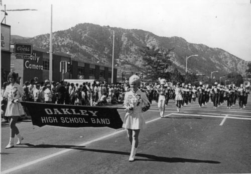 Oakley High School Band, Boulder, Colorado - Page