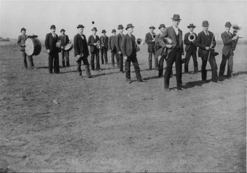 Osage City Band, Osage City, Kansas - Page