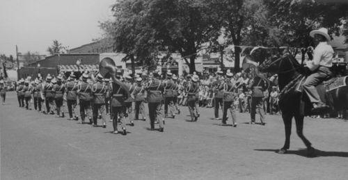 Pan American Fiesta Parade, Lyons, Kansas - Page