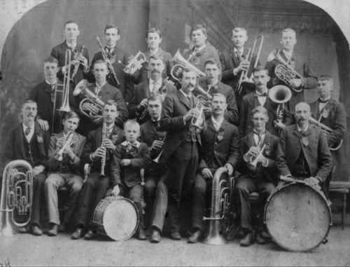 Pence Band, Shawnee County, Kansas - Page