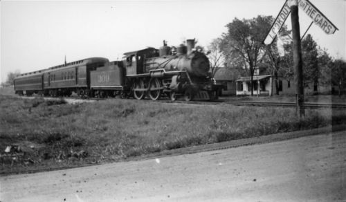 Missouri- Kansas- Texas Railroad steam locomotive - Page
