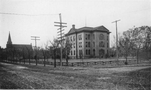 Central School, Fort Scott, Kansas - Page