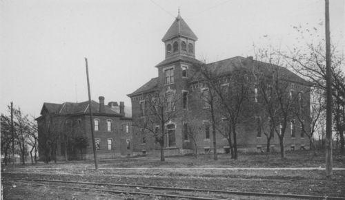 Fort Scott High School, Fort Scott, Kansas - Page