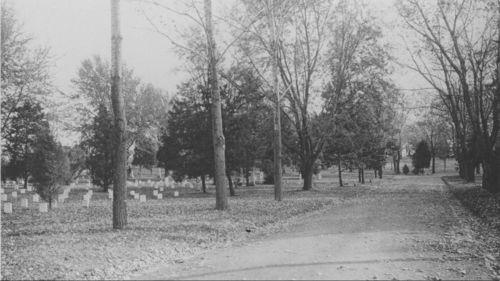 National Cemetery, Fort Scott, Kansas - Page
