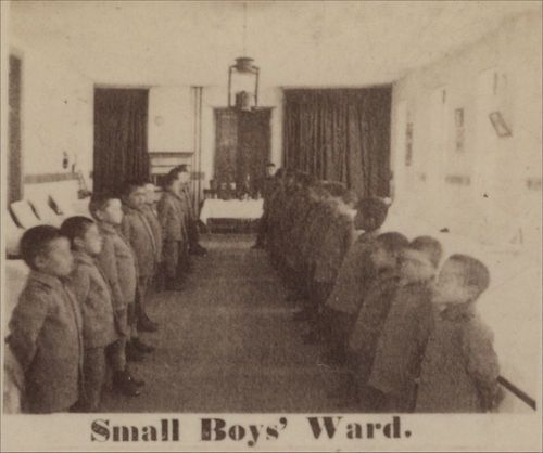 Haskell Institute's boys dormitory, Lawrence, Kansas - Page