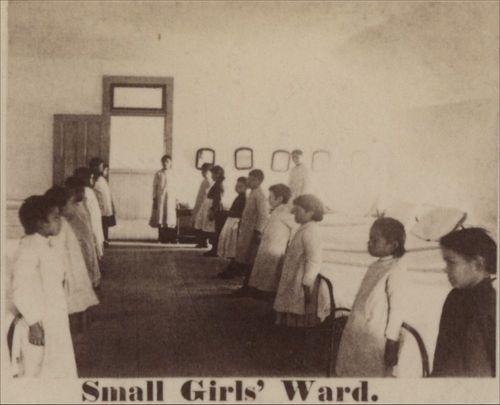 Haskell Institute's girls dormitory, Lawrence, Kansas - Page