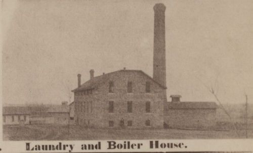 Haskell Institute laundry and boiler house, Lawrence, Kansas - Page