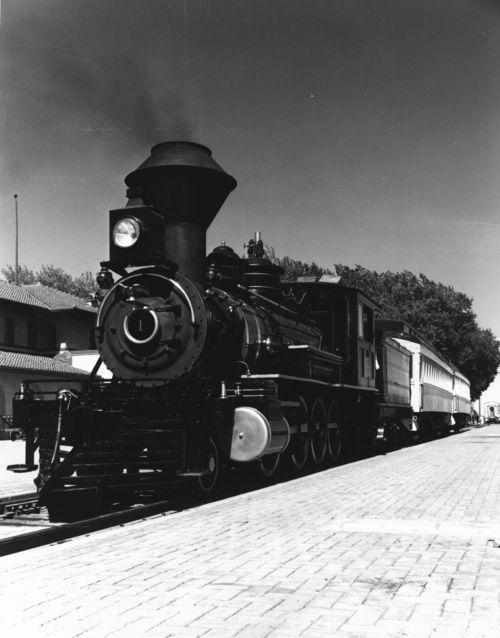 Cyrus K. Holliday steam-powered locomotive engine - Page