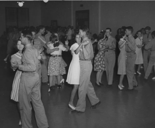 Dancing, Leavenworth, Kansas - Page
