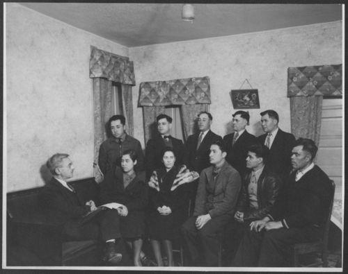 Education class, Topeka, Kansas - Page