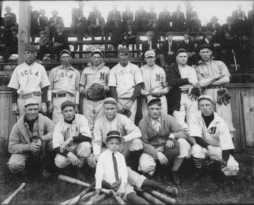 Baseball team, Iola, Kansas - Page