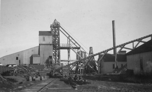 Sheridan Coal Company Mine #7, Crawford County, Kansas - Page