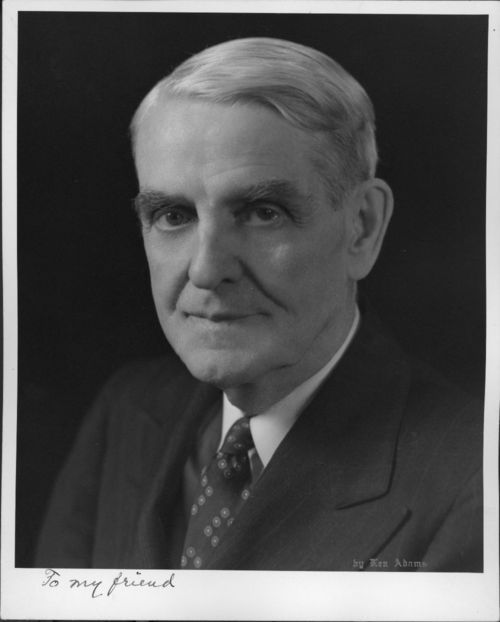 Governor Arthur Capper - Page