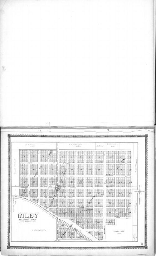Standard atlas of Riley County, Kansas - Page