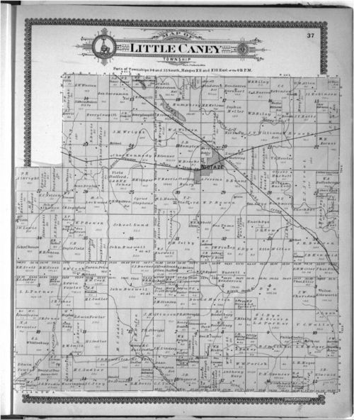 Standard atlas of Chautauqua County, Kansas - Page
