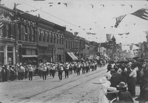 Band, Atchison, Kansas - Page