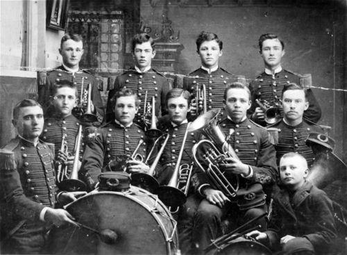 Band, Cheney, Kansas - Page