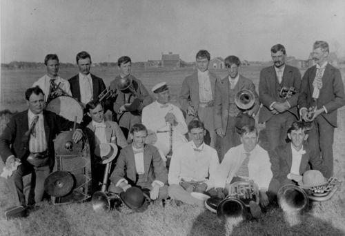 Band, Cheney, Kansas (#2) - Page
