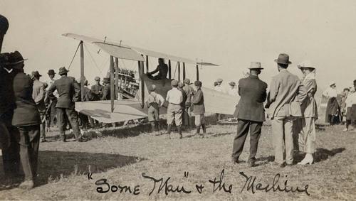 Albin K. Longren's No. 6, Model G airplane - Page