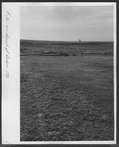 Santa Fe Trail ruts, Dodge City, Kansas - Page