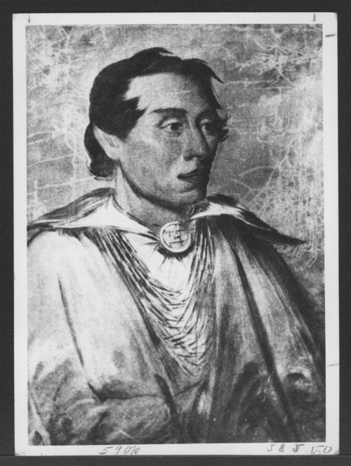"Kennekuk, ""The Kickapoo Prophet"" - Page"