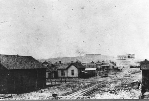Croweburg camp town, Crawford County, Kansas - Page