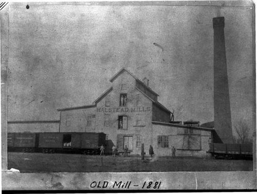Halstead Mill & Elevator Company, Halstead, Kansas - Page