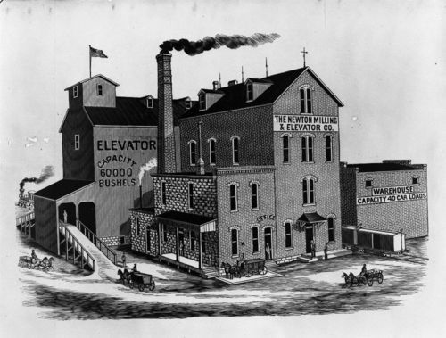 Newton Milling & Elevator Company, Newton, Kansas - Page