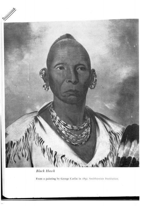 Black Hawk, Sauk Indian - Page