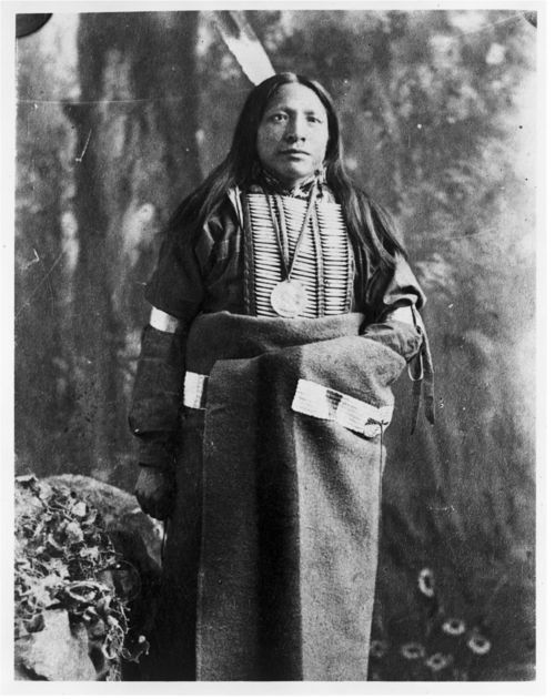 Dog Chief, Pawnee Indian scout - Page