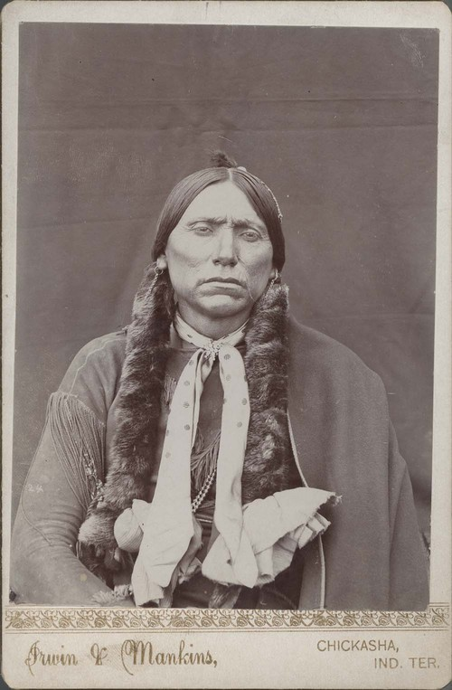 Quanah Parker, Comanche Indian chief - Page